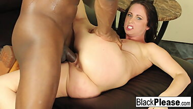 The hottest Interracial scenes from Black Please