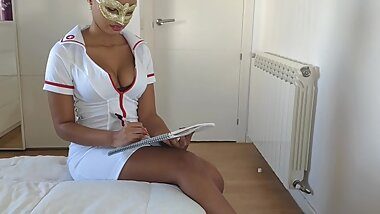 Dirty nurse wants my sperm